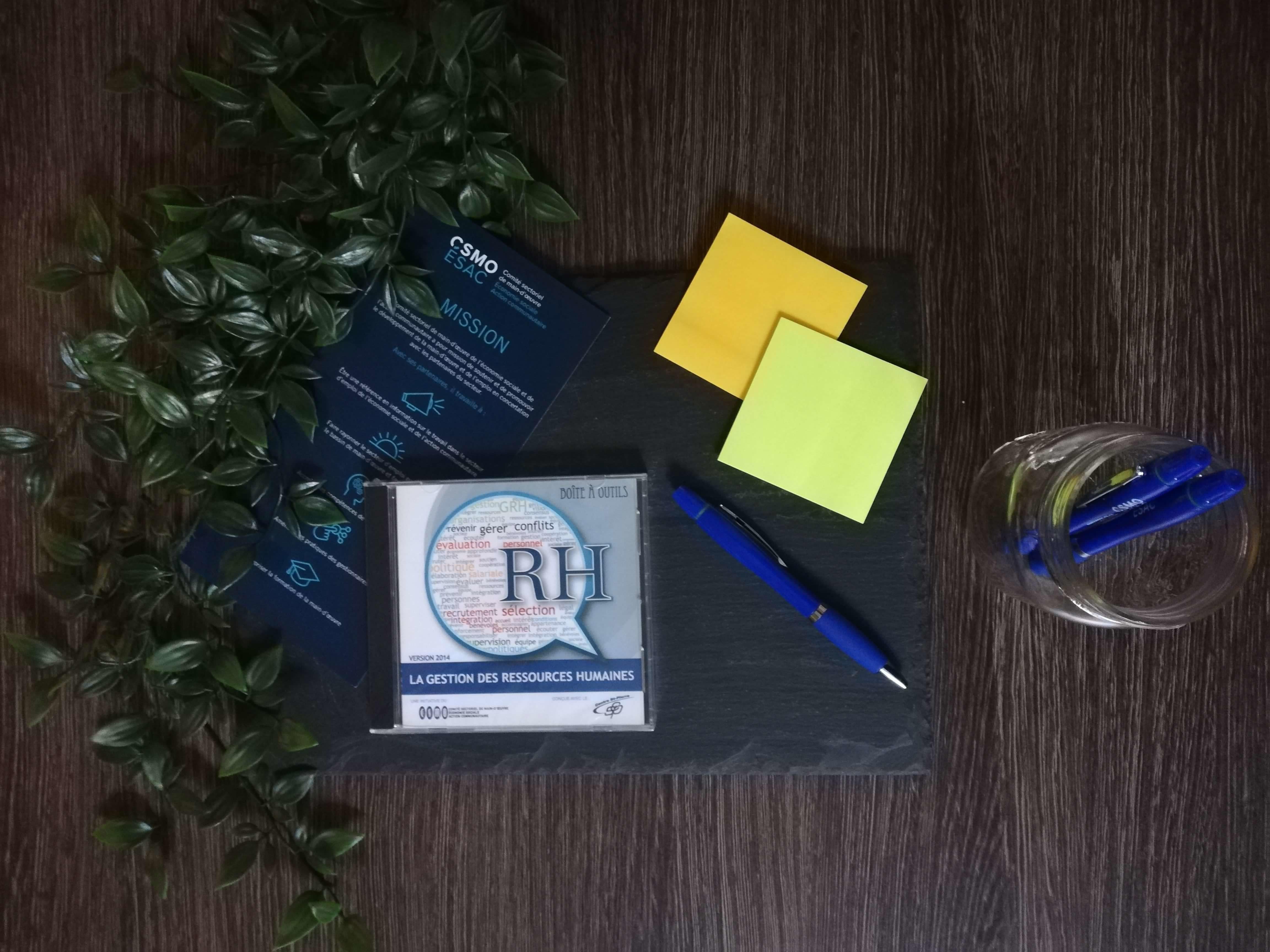 Boîte à outils : Gestion des ressources humaines
